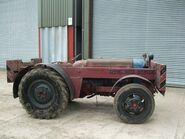 A 1960s Weatherill Fordson Epping Autoshunter