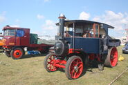 Foden no. 13068 - ST - EU 3763 at Hollowell 2011 - Picture 021+