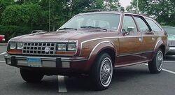 1987 AMC Eagle wagon burgundy-woodgrain NJ.jpg