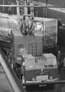 A 1960s Smith Cranetruck on Foden Carrier