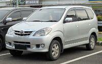 2007 Toyota Avanza 1.3 G wagon (F601RM; 01-19-2019), South Tangerang