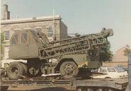 ALLEN-MICHIGAN Cranetruck 4X2
