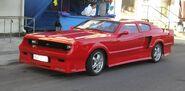 Ford-Taunus-2000GXL-custom-front
