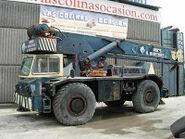 COLES Hydra Husky Mobilecrane