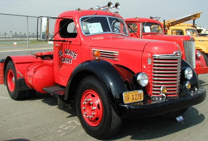 International KBS-8-1 Truck