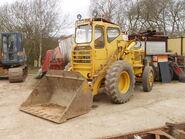 A 1970s weatherill l60 loader