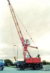 JONES 565HLB Harbourcrane