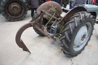 A Ferguson Mole plough