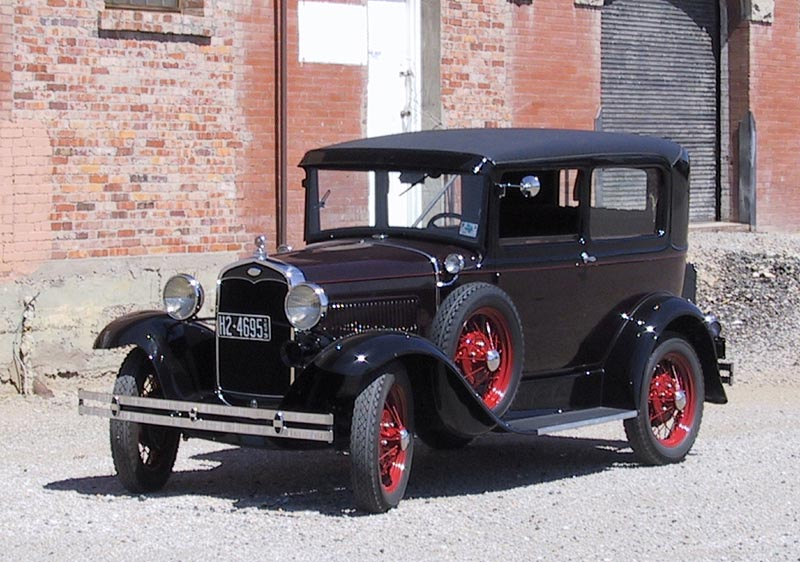 Ford Model A (1927–1931)