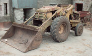 A 1970s weatherill 14htc loader