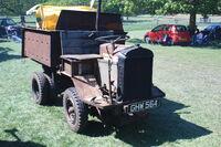 Mercury Truck - tipper - GHW 564 at Wollaton Park - IMG 0706