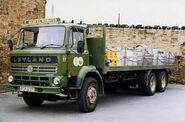 A 1970s LEYLAND Reiver Cargolorry Diesel 6X4