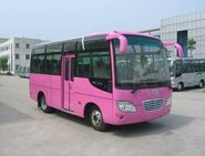 FAW XQ6609TQ2 bus
