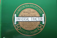 Saunderson Logo (photo of) on Tractor wing- IMG 1002.jpg