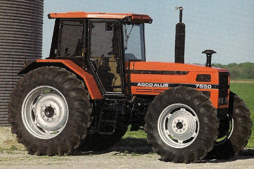 AGCO-Allis 7650