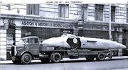 A 1940s LEYLAND Lynx Haulage Truck Diesel 4X2