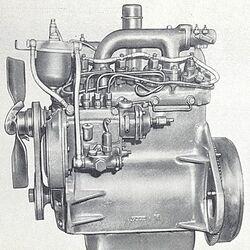 List of International Harvester engines