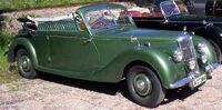 Riley Drophead Coupe 2