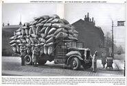 A 1930s LEYLAND Buffalo Cargolorry Diesel