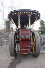 Foster no 14431 showmans tractor (FE3217) at GCR 2013 IMG 8473