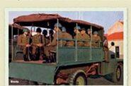 1980 BRAVIA Gazela Militar 4X4 Diesel