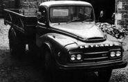 A 1970s LEYLAND Redline WF Lorry Diesel