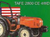 TAFE 2800 CE Hail America Series