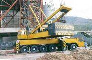 1970s Coles Colossus L5000 Cranetruck