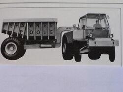 A 1970s Shawnee Poole ADT Diesel