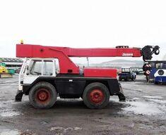 A 1990 jones IF10 mobilerane