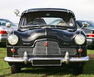 Ford Zephyr 111 Six 1954 head