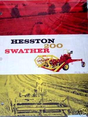 Hesston 200