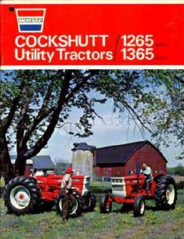 Cockshutt 1365
