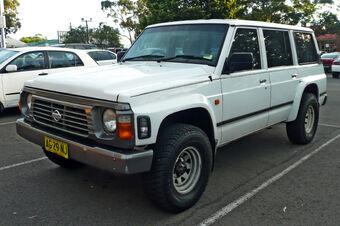 Cylinder Kit For Nissan Patrol Y60 1987-1997