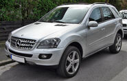 Mercedes ML 280CDI Edition 10 front