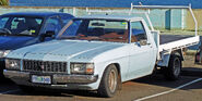 1980-1984 Holden WB One Tonner cab chassis 01