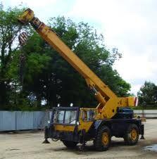 1987 JONES IF15 Diesel Crane