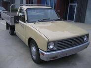 1981 Holden KB Rodeo (KBD26) utility 01