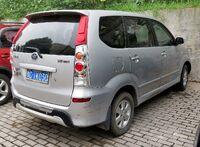 2010 FAW-Jilin Senya M80, rear 8.4.18
