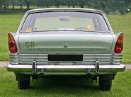 Ford Zodiac MkIII tail