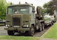 A 1970s LEYLAND Crusader V8 Diesel
