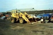 A 1970s weatherill 42H loader