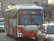 Busan Urban Bus Route No. 1007 - Hyundai Universe Space Elegance