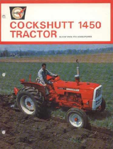 Cockshutt 1450