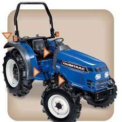 FarmTrac 390 HST MFWD-2004.jpg