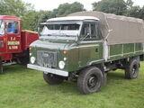 Land Rover IIA Forward Control