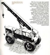 A 1970s Smith Of Rodley RTC 4X4 Mobilecrane Diesel
