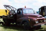 A 1970s LEYLAND Redline WF Towtruck Diesel