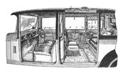 Limousine interior view (Montagu, Cars and Motor-Cycles, 1928).jpg