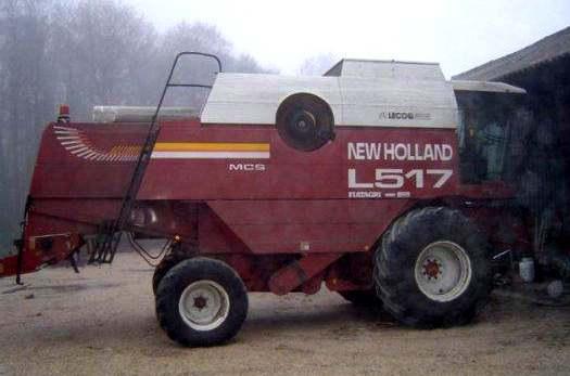 New Holland L517 MCS